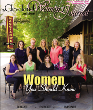 ClevelandWomansJournal_Cover_Denise-Zingale