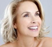 50+ woman face image