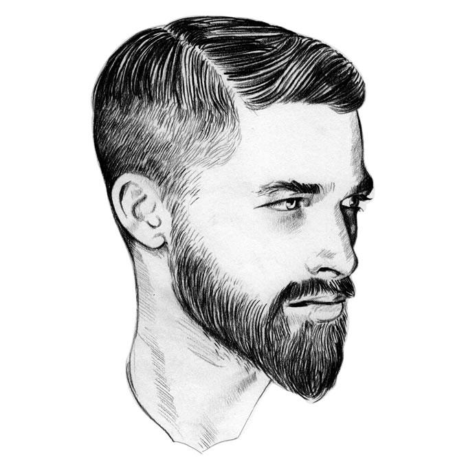 Mens Beard Amp Facial Hair Trends For 2016 DMAZ
