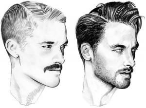 beard trend 2016 mustasche