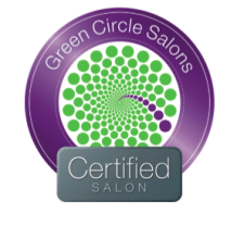 D'MAZ Salon Green Circle Certified Salon
