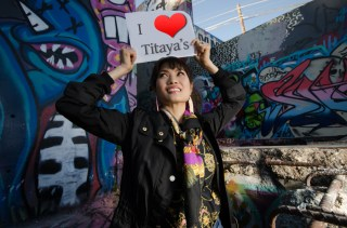 I love Titaya's Thai Cuisine