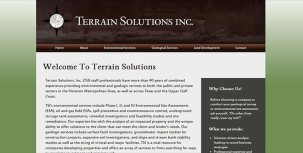 Terrain Solutions Inc