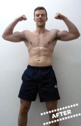 Graeme After DMC Fitness Personal Training