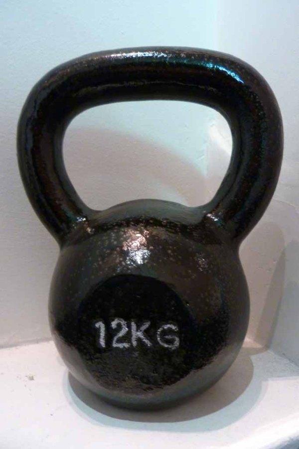 12kg dumbell