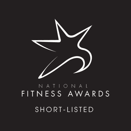 national fitness award short listed