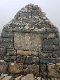 Ben Nevis war memorial