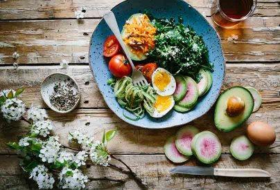 nutritious salad