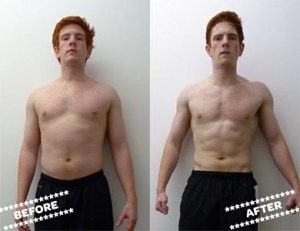 Alan K Before and After