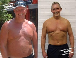 Dave Mc before & after
