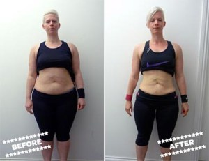 Fiona F before & after
