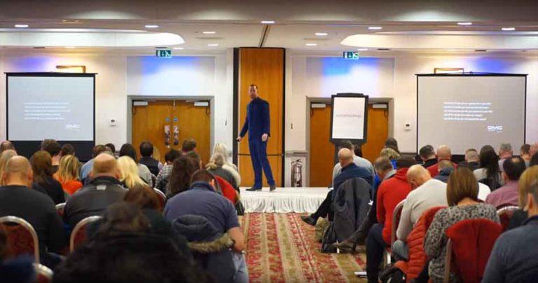 Davie public speaking