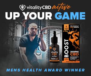 Vitality CBD active