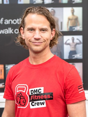 Grant McLachlan Personal Trainer