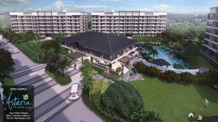 Asteria Residences in Paranaque