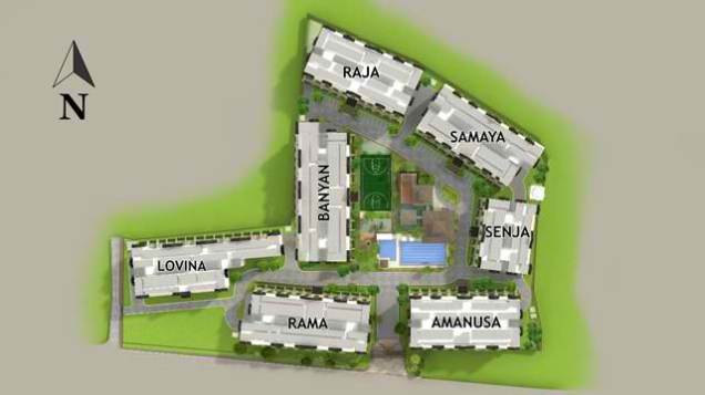 East Raya garden DMCI Site Development