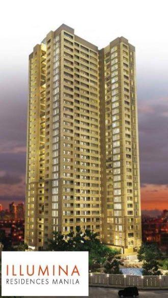 illumina residences facade