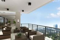La Verti Residences Skylounge Alfresco