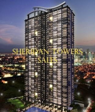 Sheridan Towers in Mandaluyong City