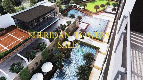 Sheridan Towers Swimming Pool