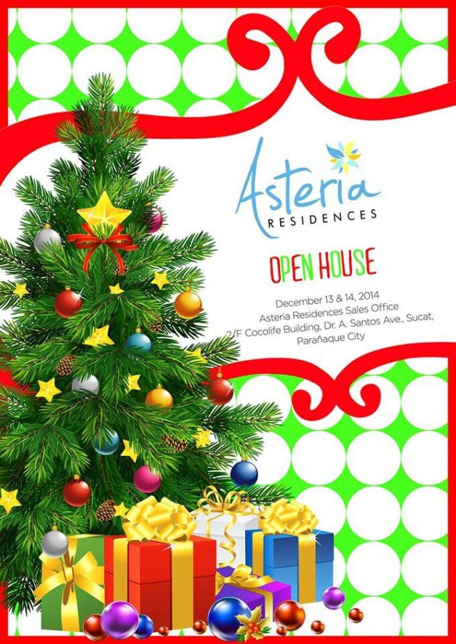 Asteria Residences Open House by DMCI Homes