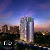 Brio Tower Building Facade