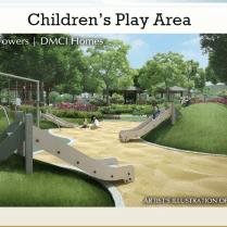 Childrens Play Area Zinnia TOwers DMCI