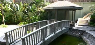 dansalan gardens pond & gazebo
