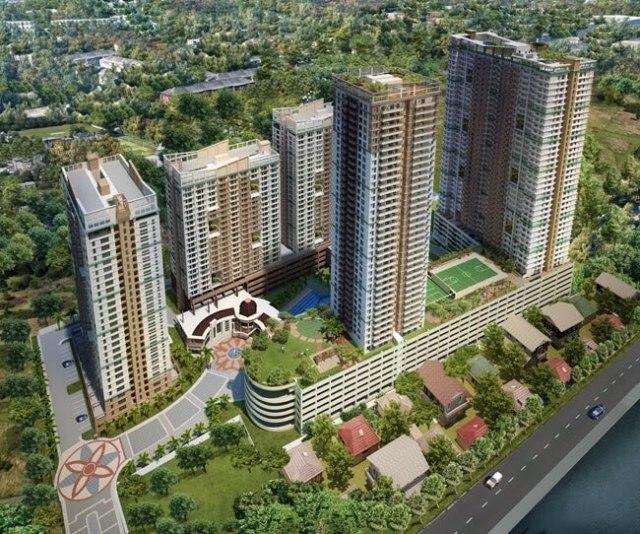 Tivoli Garde Residences Site Development Plan