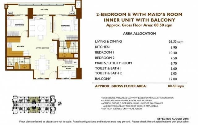Fairway Terraces DMCI Homes 10