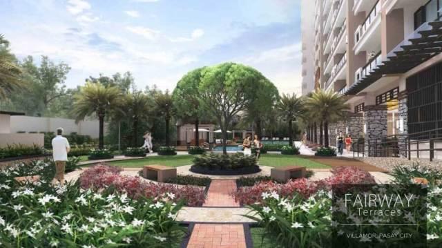 Fairway Terraces Garden