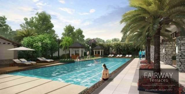 Fairway Terraces Lap Pool
