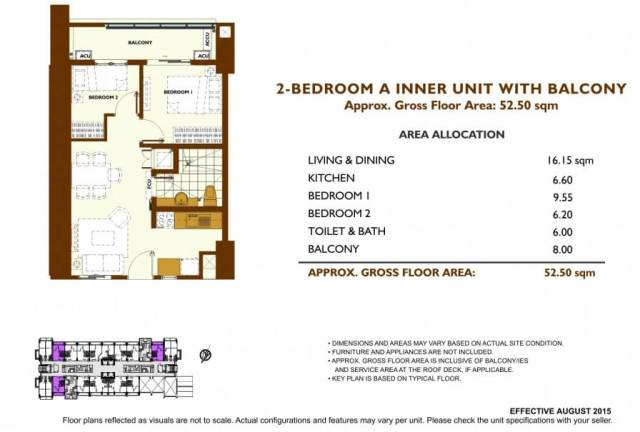 Fairway Terraces DMCI Homes 7