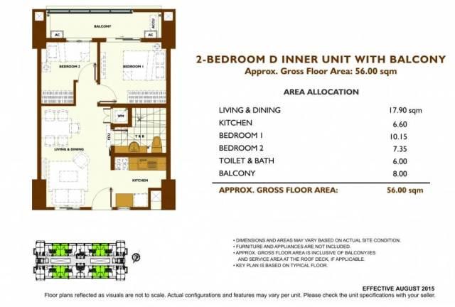Fairway Terraces DMCI Homes 9
