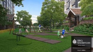 Alea Residences Play Area