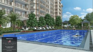 Calathea Place Lap Pool