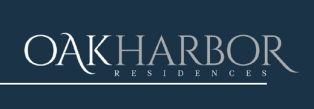 Oak Harbor Residences Logo by DMCI Homes
