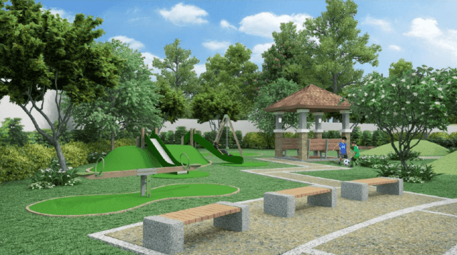 Play Area in Prisma Residences