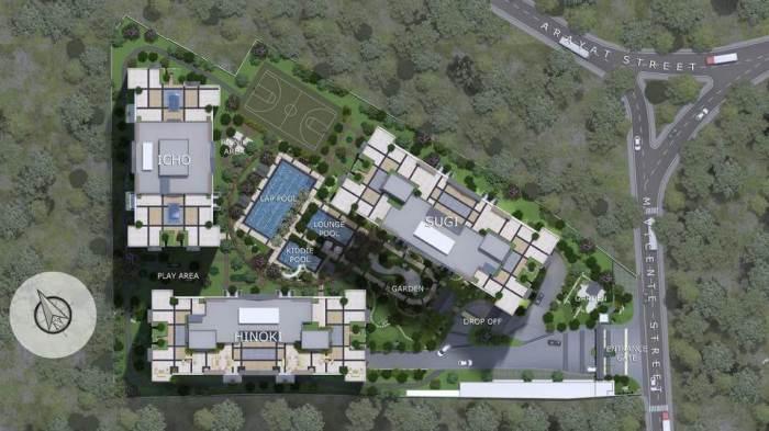 Kai Garden Site Development Plan
