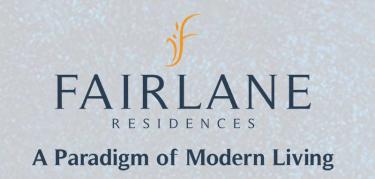 Fairlane Residence Logo by DMCI Homes