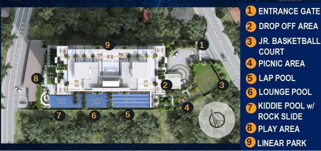 Fairlane Residences Amenities