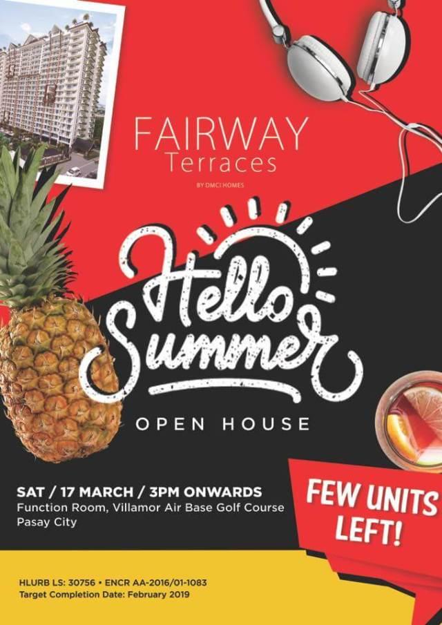 Fairway Terraces Openhouse