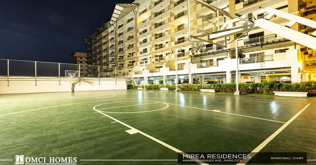 Mirea Residences-Basketball Court-large