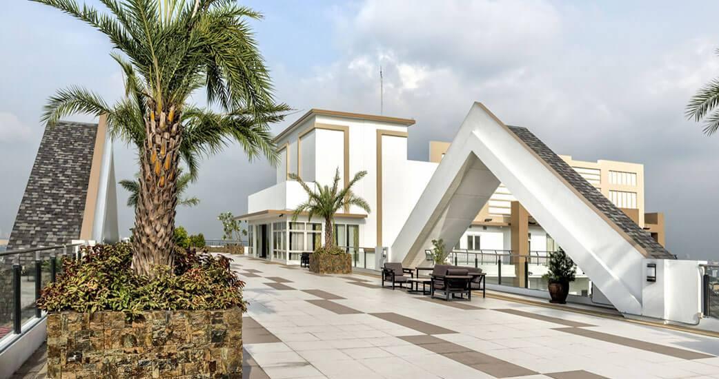 The Amaryllis Roof Deck