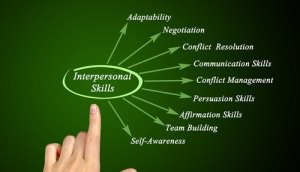 Thriving through Interpersonal skills
