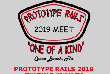DMC Will Be at Prototype Rails in Cocoa Beach