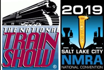 DMC Is Attending National Train Show in SLC – Booth 4005