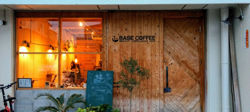 Base Coffee – Ichinomiya (一宮市)