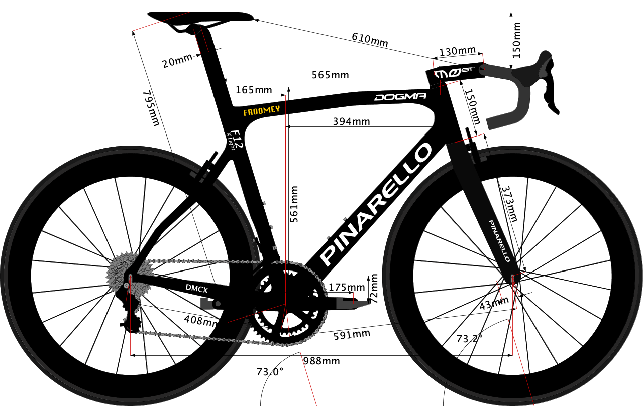 Chris Froome S 2020 Bike Size Dmcx