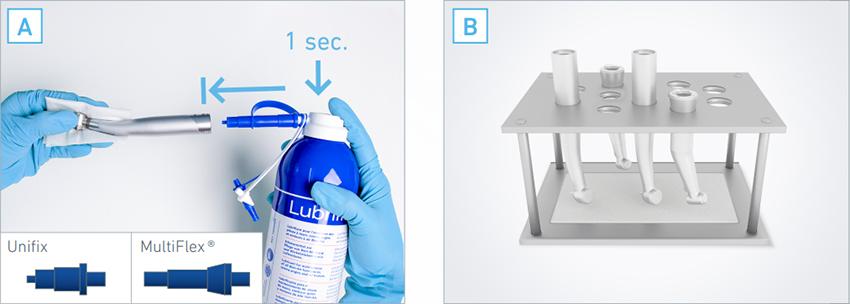 L'atelier dmd : Entretenir ses turbines dentaires lubrification